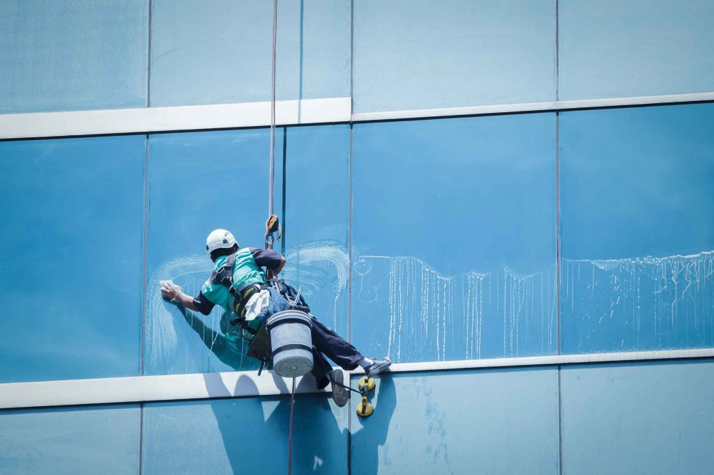 Janipro high rise cleaning